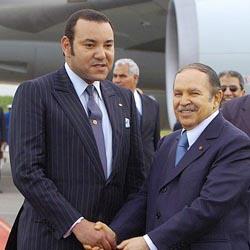 Alger se met en quatre pour le Roi