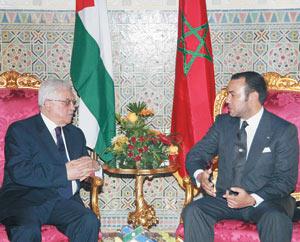 Palestine : SM le Roi appelle au dialogue