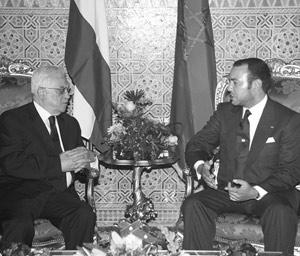 Ferme soutien du Maroc au président Abbas