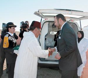 Tournée royale à Guelmim-Smara et Souss-Massa : Des projets de 3,627 milliards DH