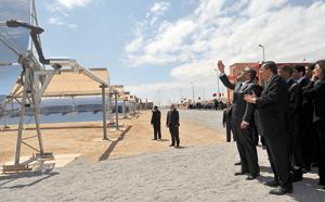 Le Maroc s'achemine à pas sûrs vers l'indépendance énergétique