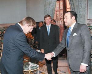 Rabat et Bruxelles contre le terrorisme