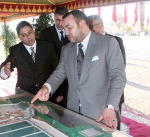 La ville de Beni Mellal renforce ses infrastructures