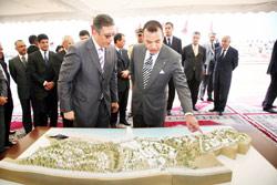 Tanger : les chantiers vont bon train