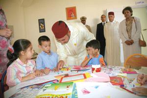 Nouveaux centres de jeunes à Nador