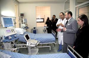 Un nouvel hôpital «mère et enfant» à Marrakech