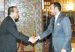 Sahara : l'effet Sassou Nguesso