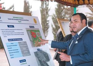 Activités royales : Agadir se dote de deux centres socioprofessionnels