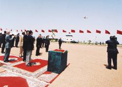 Un aéroport pour Benslimane