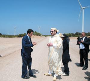 Essaouira : L'ONE mise sur l'éolien