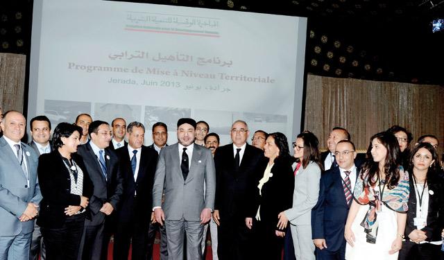 INDH : 7.5 milliards de dirhams au profit de 3 millions de bénéficiaires