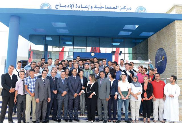 Inauguration du centre d accompagnement post-carcéral de Tanger : L'insertion des ex-détenus au centre des priorités
