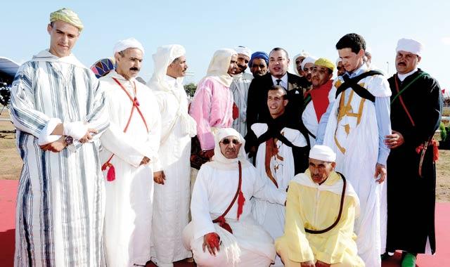 Salon du cheval d El Jadida : SM le Roi préside l ouverture de la 6ème édition