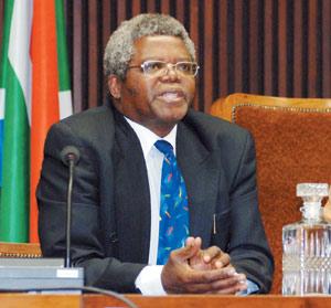 L'Afrique du Sud essuie un cinglant échec à Rabat