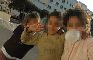 Séminaire de Bayti sur le placement de l'enfant : La famille au lieu du centre