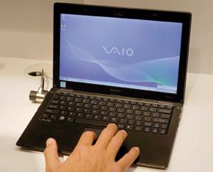 L'ultra-portable Sony Vaio X mise sur son design soigné