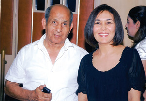 Souad Khouyi et Abdellatif Dechraoui : «Abdellatif Dechraoui rassemble toutes les bonnes qualités»