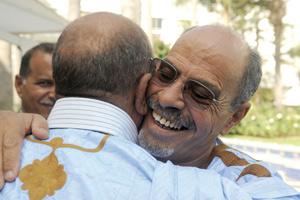 Ahmeddou Ould Souilem appelle l'ensemble des Sahraouis à soutenir le Plan d'autonomie