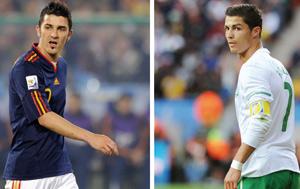 Huitièmes de finale : Portugal-Espagne, un choc pour une place au soleil