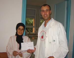 Oujda : Journée de don de sang «spécial femme»