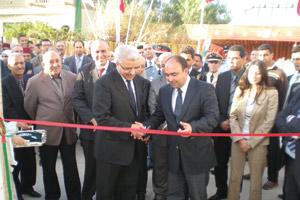 Beni Mellal : inauguration d'un Complexe socio-sportif de proximité