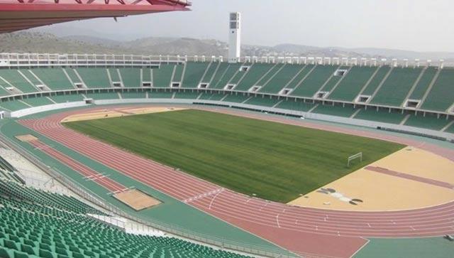Infrastructures sportives  : Le stade d Agadir bientôt fin prêt