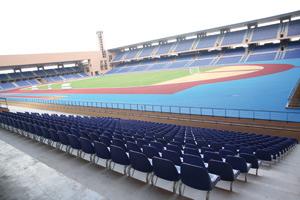 Le stade de Marrakech fin prêt