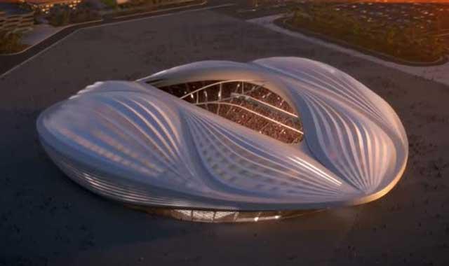Mondial-2022:  Le Qatar lance les chantier en 2014