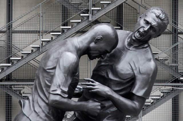 Qatar: Le «Coup de tête» de Zidane immortalisé par une statue