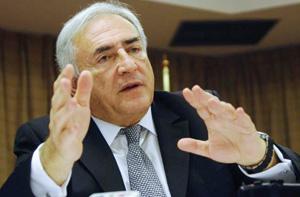 Strauss-Kahn appelle à plus d'unité