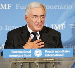 Strauss-Kahn, victime d'un scandale de moeurs