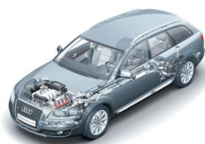 Audi, N°1 mondial en traction intégrale
