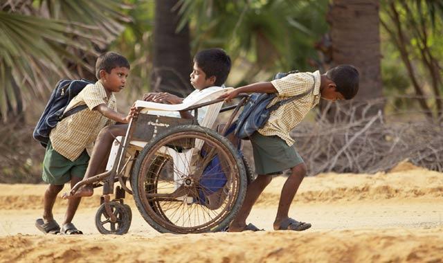 « Sur le chemin de l école », le docu  à voir absolument !