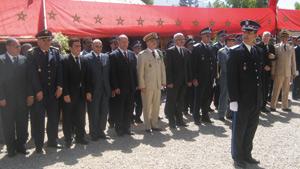 Beni Mellal : la Sûreté nationale célèbre son 54ème anniversaire
