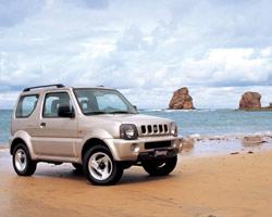 Suzuki Jimny Vs Hummer H2 : Un pongiste contre un sumo