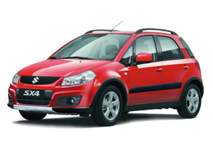 Suzuki SX4 : Crossover de poche