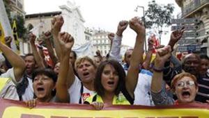 France : les syndicats veulent frapper un grand coup jeudi