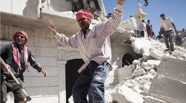 La Syrie ravagée par un an et demi de conflit