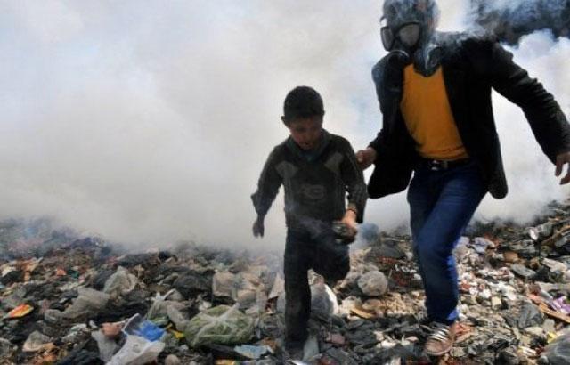 Syrie: Des armes chimiques utilisées contre les rebelles