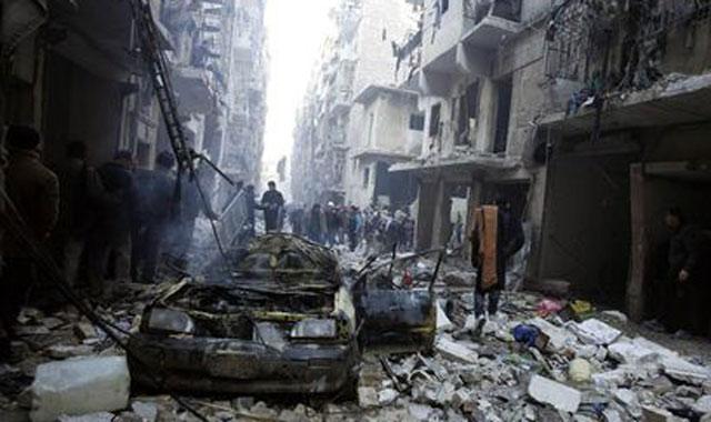 Syrie: 36 morts, dont 15 enfants, dans des raids de l'armée à Alep