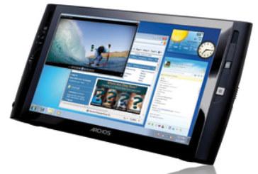 Divertissement : Microsoft dégaine sa tablette Internet Windows 7