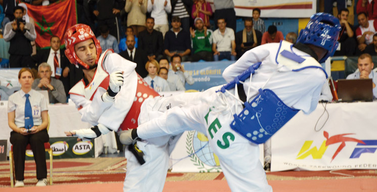 J.O 2016: Les taekwondoïstes marocains présents à Rio