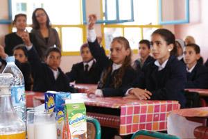 3,5 millions d'élèves bénéficient de l'opération «Sihati Fi Taghdyati»