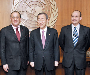 Le Maroc défend son initiative à l'ONU