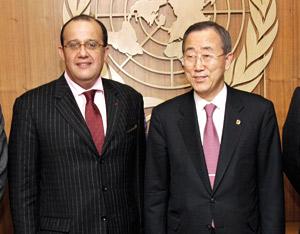 Ban Ki-moon rejette l'élargissement du rôle de la Minurso aux droits de l'Homme