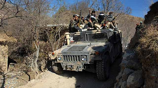 Afghanistan: 13 talibans tués et 33 autres arrêtés lors de plusieurs opérations