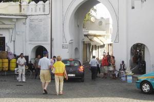 Tanger : reprise de l'activité hôtelière
