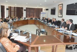 Tanger : Projet du futur Palais des foires et congrès de la ville
