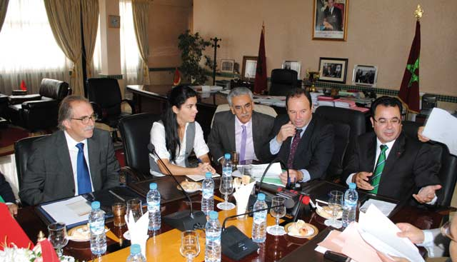 Tanger relance l accord de son jumelage avec : La mairie de Tanger a décidé de renforcer ses relations avec les différentes villes du monde