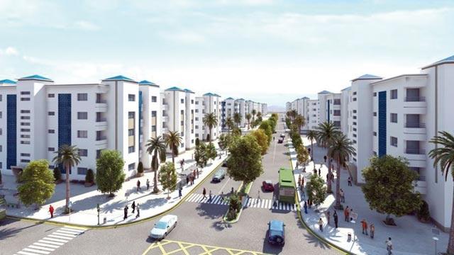 Tanger : La ville nouvelle de Chrafate commence à prendre corps